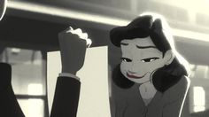 Paperman - full HD (Original) One of my very favorite short films!