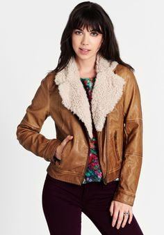 Taking Names Leather Jacket 72.00 at threadsence.com
