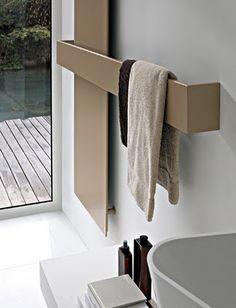 Soho, un radiador sostenible de estética minimalista | Interiores Minimalistas
