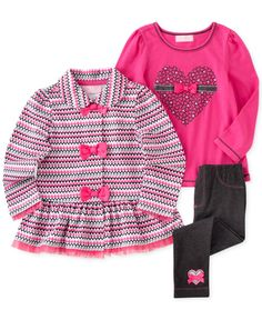 8d1603f7ce5 Polo Ralph Lauren sweater (toddler girl s) Pink fuschia button down ...