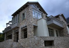 Vacance House at Mount Parnassus | Micro Team Architects | Archinect