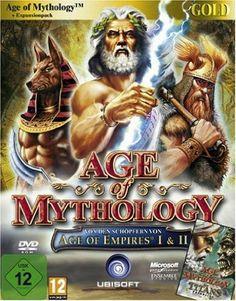 Age of Mythology - Mein Lieblings-Strategiespiel überhaupt! Mythische Einheiten, eine nette Story. Und die besten News: Steam hat diesen Monat eine extended version rausgebracht!