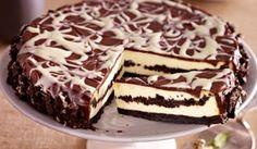 Dieser Oreo-Kuchen schmeckt göttlich... Alle die ihn probiert haben, wollten mehr davon!