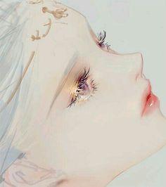 anime, art, and girl Bild Anime Art Girl, Manga Girl, Anime Angel Girl, Anime Girls, Pretty Art, Cute Art, Anime Disney, Chibi Manga, Art Mignon