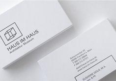 Corporate Design - Architecture Museum in Frankfurt
