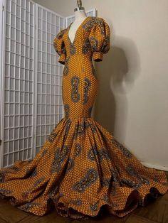 Best African Dresses, African Traditional Dresses, Latest African Fashion Dresses, African Print Fashion, African Attire, Ankara Maxi Dress, Christine Fashion, Kente Styles, Latest Ankara