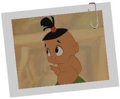Personnages Disney °o° Tipo (Kuzco, l'Empereur Mégalo)