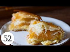 The Flakiest Pastry, with Apple Puree & Vanilla Custard | At Home With Us - YouTube Apple Desserts, Apple Recipes, Just Desserts, Sweet Recipes, Dessert Recipes, Homemade Desserts, Sweet Desserts, Dessert Ideas, Custard Recipes