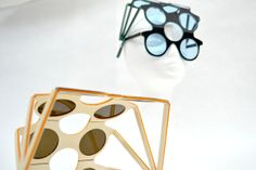 Tarantula Eyewear by Andy An, via Behance