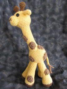 Amigurumitogo Giraffe : 1000+ ideas about Crochet Giraffe Pattern on Pinterest ...