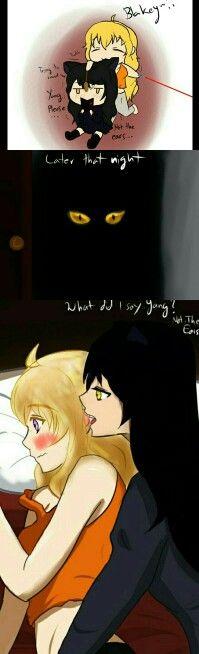 Yang...you're screwed xD