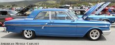 Ford Fairlane, Ford Falcon, First Car, American Muscle Cars, Custom Cars, Race Cars, Compact, Trucks, Image