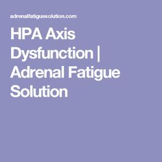 Hpa axis dysregulation in men with hypersexual disorder