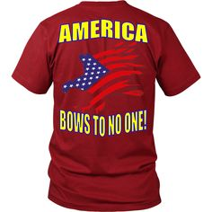 AMERICA BOWS TO NO ONE!Summer Sale! Take 20% ALL PRODUCTS, Use code 20off & Share if you AGREE?