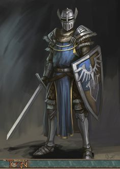 The knights of the Bragar Barony