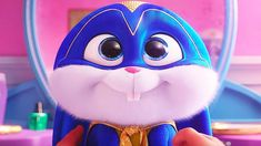 The Secret Life Of Pets 2 - Snowball Trailer - Animation Movie Cute Bunny Cartoon, Cute Cartoon Pictures, Cute Monsters Drawings, Cute Drawings, Cute Disney Wallpaper, Cute Cartoon Wallpapers, Snowball Rabbit, Rabbit Wallpaper, Cartoon Memes