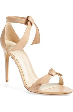 """Clarita"" Ankle Tie Sandal"