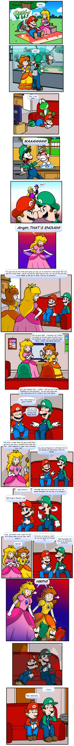 Pranksters 2: Page 7 by Nintendrawer on DeviantArt