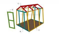 Construirea unui solar din lemn