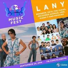 Exciting 0917 National G Day 2020 Events Await Globe Clients National G, Globe Telecom, Loyal Customer, Music Fest, Cash Prize, The New Normal, Mobile Legends, Giving Back, Music Lovers