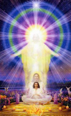 MEDITAÇÃO DA DIVINA PRESENÇA