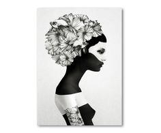 Stampa digitale Marianna auf Leinwand - 40x60 cm | Dalani Home & Living
