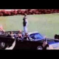 J.F.K. shot in a car!!! - YouTube