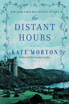 The Distant Hours ~ by Kate Norton....a hauntingly beautiful gothic novel centred around a castle in Kent, England; three enticingly eccentric sisters, and a hundred rooms smothered in mystery. Enjoyed Morton's brilliant wordcraft.