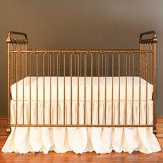 Bratt Decor joy baby crib gold