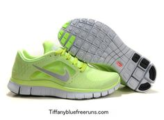 6ec7f9cefa5 Buy New Nike Free Run 3 Liquid Lime Reflective Silver Pro Platinum Volt  Womens The Most Flexible Running Shoes