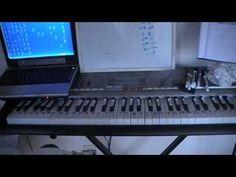 aprender a hacer vocalizacion en el piano ejercicio #3