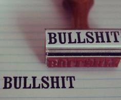 At long last, educators everywhere will be able to accurately grade essays with help from the bullshit stamp. Whenever a slacker tries to pass off their B.S. as well-researched material, just bust out the stamp and call them out on their utter bullshit.