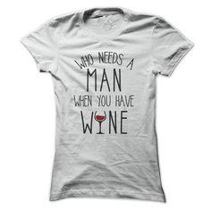 Wine is Fine T-Shirts, Hoodies. CHECK PRICE ==► Funny Tee Shirts