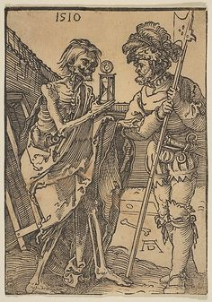 death and the soldier...albrecht durer