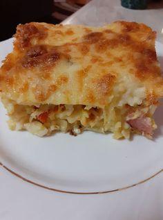 Cookbook Recipes, Cooking Recipes, Penne Pasta, Lasagna, Quiche, Breakfast, Ethnic Recipes, Food, Potato Noodles