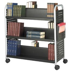 $200.  For Dies?  Safco Scoot Double Sided 6-shelf Book Cart - Overstock™ Shopping - The Best Prices on Safco Stands & Carts