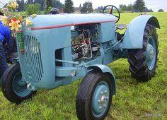 Vevey tractor - Google'da Ara