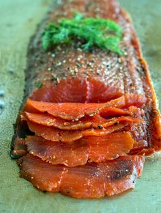 Wild Greens and Sardines: Homemade Gravlax + Vollkornbrot