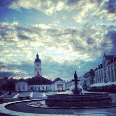 Bialystok Town Hall <3