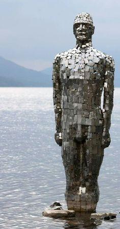 Mirror Man, Loch Earn