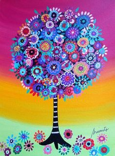Tree of Life Painting