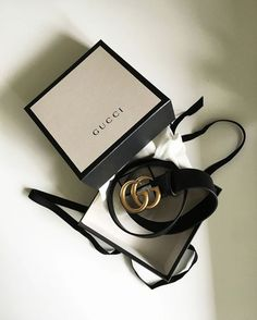 This /gucci/ belt with double G is season's must-have accessory ✨ #leblacofficial #guccibelt #musthave