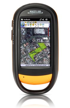 Magellan eXplorist GIS Pro 10 GPS Now Offers Effigis OnPOZ Data Collection and Post-processing Software