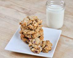 Beki Cook's Cake Blog: Cranberry-White Chocolate Oatmeal Cookies {Recipe}
