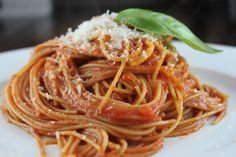 Pasta Pomodoro #pasta #dinner #lunch