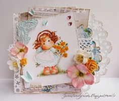 Jane's Lovely Cards : Magnolia