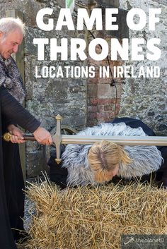 Game of Thrones experience at Castle Ward, Northern Ireland | The Planet D: Adventure Travel Blog
