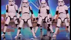 Boogie Storm make Simon's dream come true! | Auditions Week 5 | Britain'...