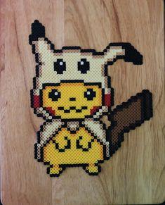 Pixel Pokemon, Pyssla Pokemon, Hama Beads Pokemon, Diy Perler Beads, Perler Bead Art, Easy Perler Bead Patterns, Perler Bead Templates, Pearler Bead Patterns, Les Gremlins
