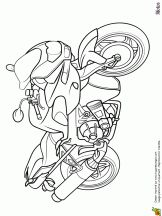 moto type japonaise
